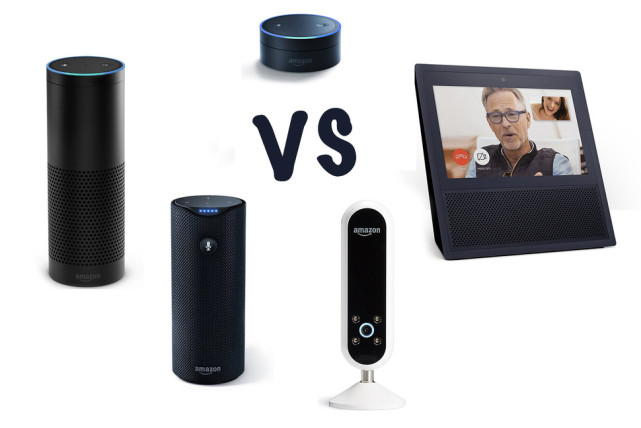 亚马逊Echo家族 究竟哪款产品最适合你