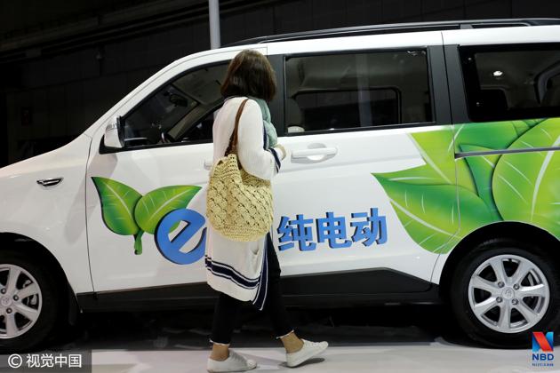 中国正式启动电动汽车充电基础设施标识管理工作
