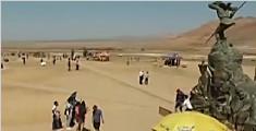 全国多地高气温破历史极值 吐鲁番高温达49℃