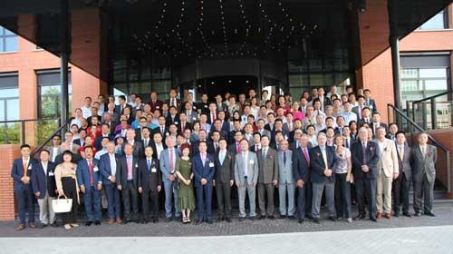 全荷华人社团联合会庆建会三十周年 季增斌出任第12届理事会主席