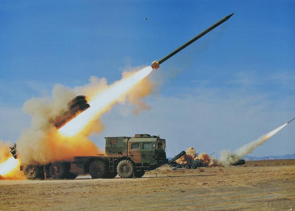 中国试射可打到新德里的火箭炮?抱歉,是误传