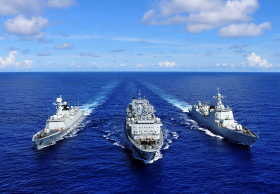 澳媒:中俄海军合作走向新高度 两国都会受益