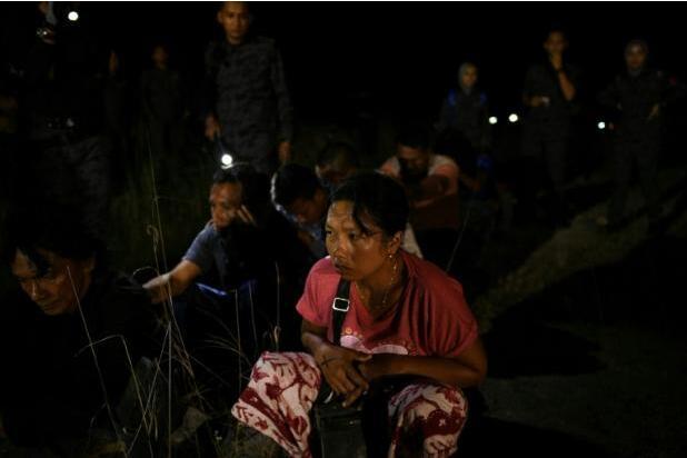 """马来西亚扫荡无证劳工 7月逮捕3000多人"""""""