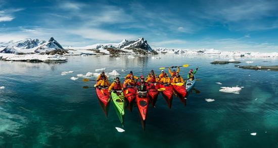 赴南北极游客量增长明显 旅行社发力极地旅游市场