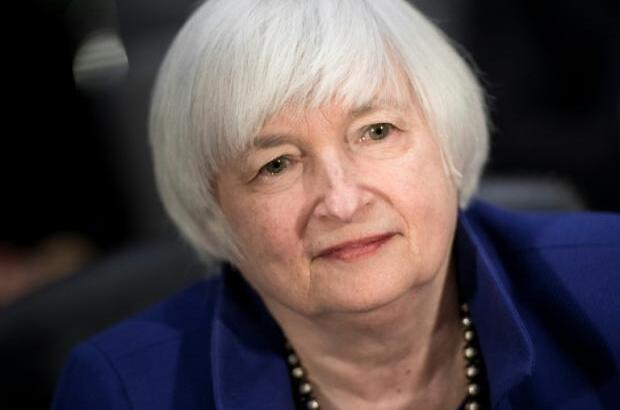 美经济转强 美联储主席:利率仍只会逐步调升