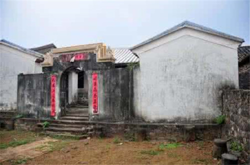 传统村落的美丽重构