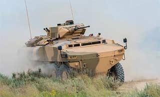 阿曼已接受首辆土耳其装甲车