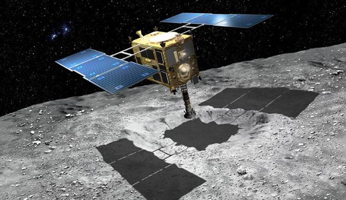 解生命之谜 日本隼鸟2号探测器顺利靠近小行星