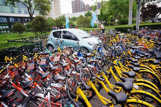 深圳1.3万人被禁骑共享单车 或因缺乏自行车道
