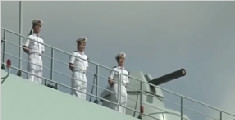 中国人民解放军驻吉布提保障基地成立