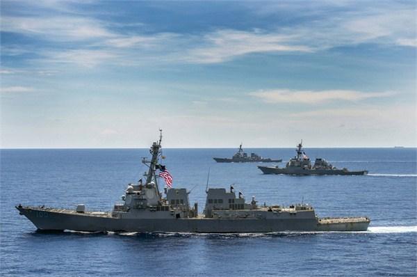 """担心激怒大陆?美官员称""""军舰泊台""""困难又危险"""
