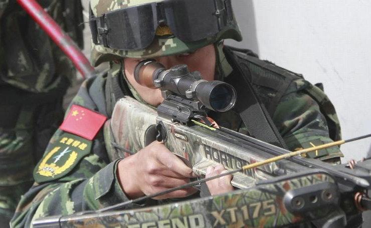中国武警震撼宣传大片来袭
