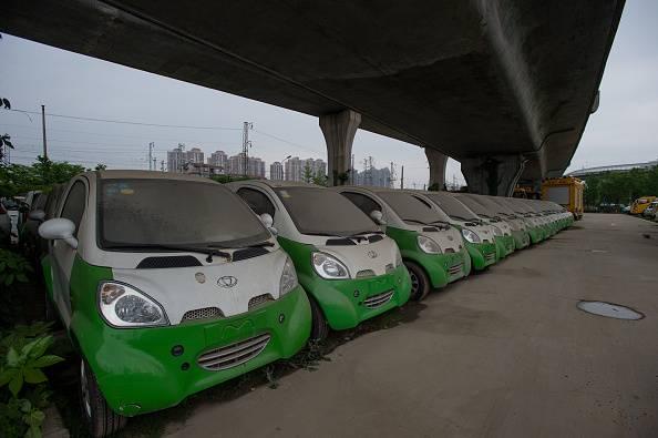 海外预测:2020年全球电动汽车车型一半来自中国