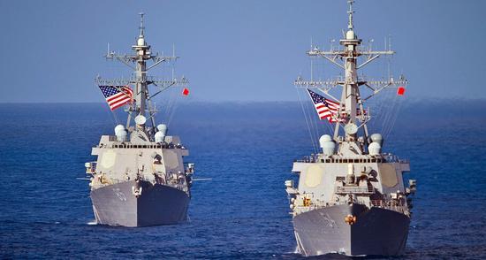 美学者:不认为美国想与中国开战 战争没有赢家