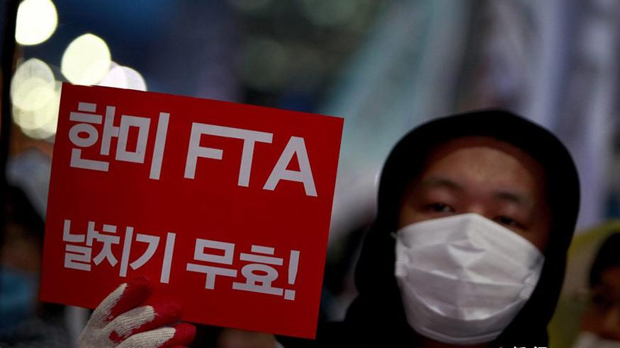 社评:韩国殷鉴——美国的马屁不好拍