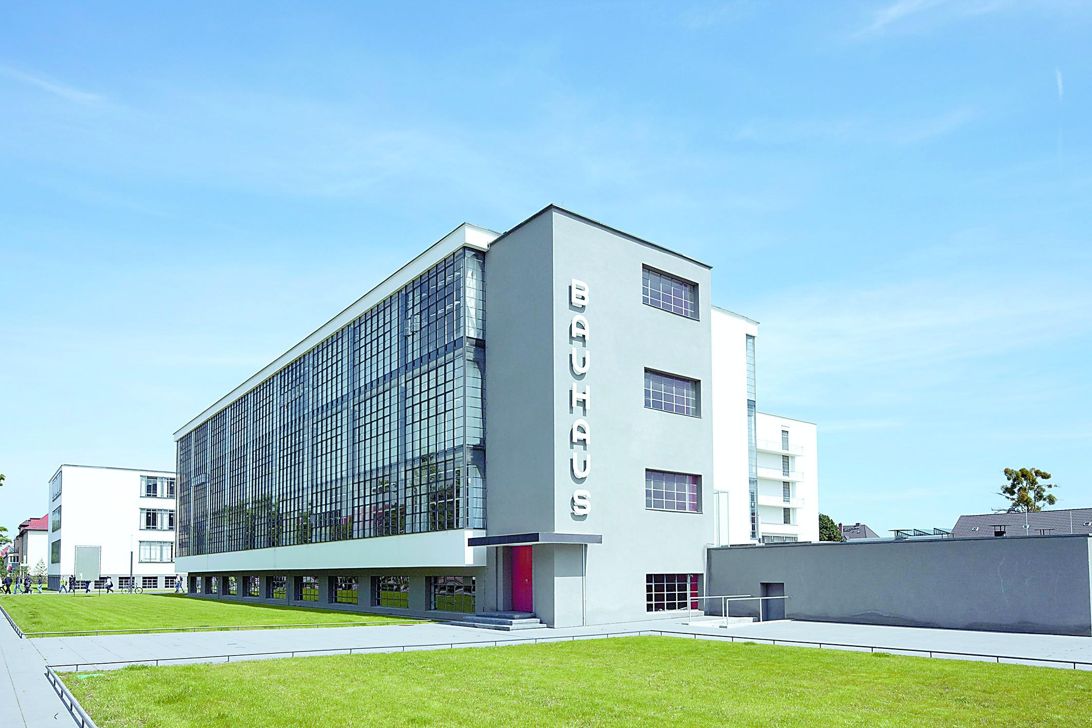 给城市增添现代气息 包豪斯在德国生根发芽百年