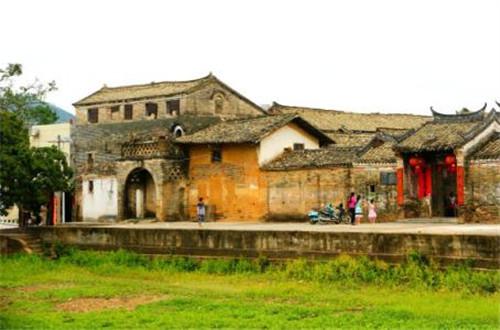 灵山传统村落保护中心揭牌