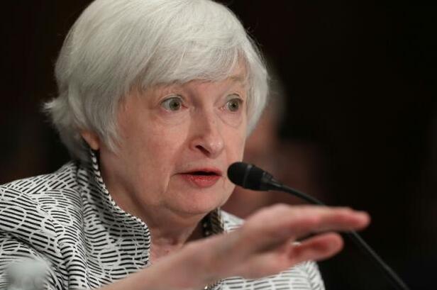 Fed主席耶伦:美国经济要增长3% 相当具挑战性