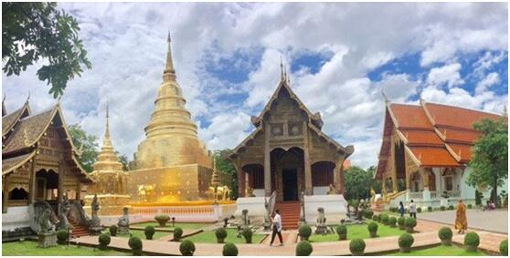 泰旅游局:2018年旅游业收入预计超6000亿元