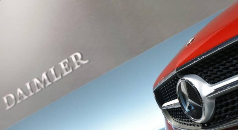 100万辆车涉嫌排放造假 戴姆勒股价应声下跌