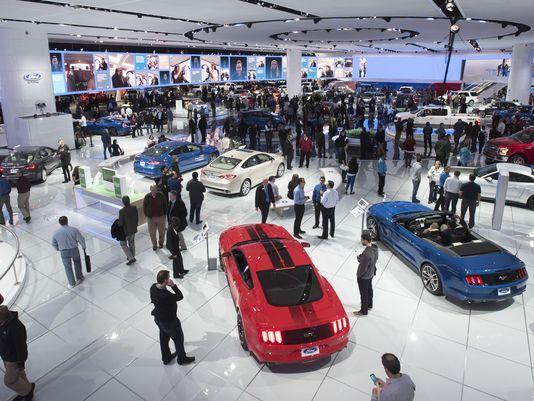 科博中心合同延期 将继续主办北美国际车展