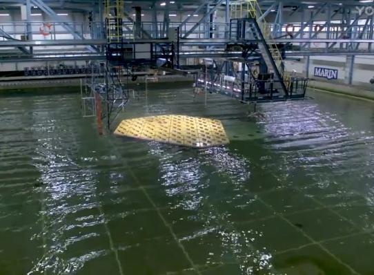 """科技雷不撕:荷兰欲建造""""海上空间"""""""