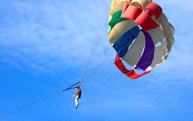 三亚蜈支洲岛入选全国热门体育旅游目的地