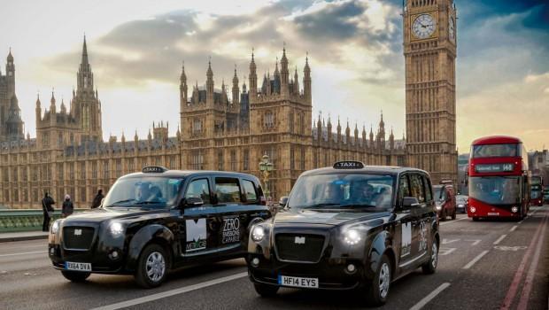 吉利旗下电动出租车出口荷兰 电池成本约占三分之一