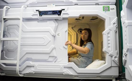 """北京一""""共享床铺""""关门停业 管理人员称被警方查封"""
