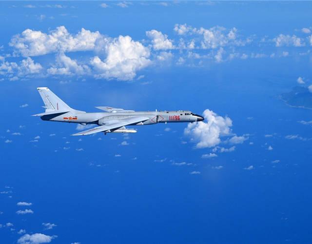 """中国空军战机接连远洋训练 西方还没""""习惯"""""""