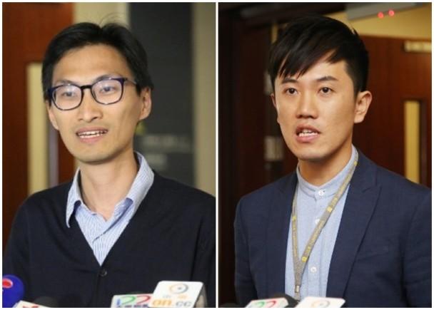 香港再有两名立法会议员面临被剥夺资格 案件将于26日提讯