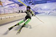 京津冀首届青少年夏季滑雪挑战赛启动