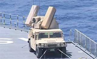 车载防空导弹拿到船上照样用