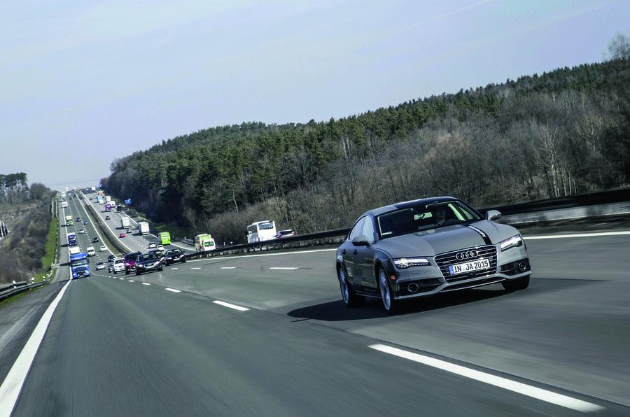 奥迪:德国有望率先批准自动驾驶车上路