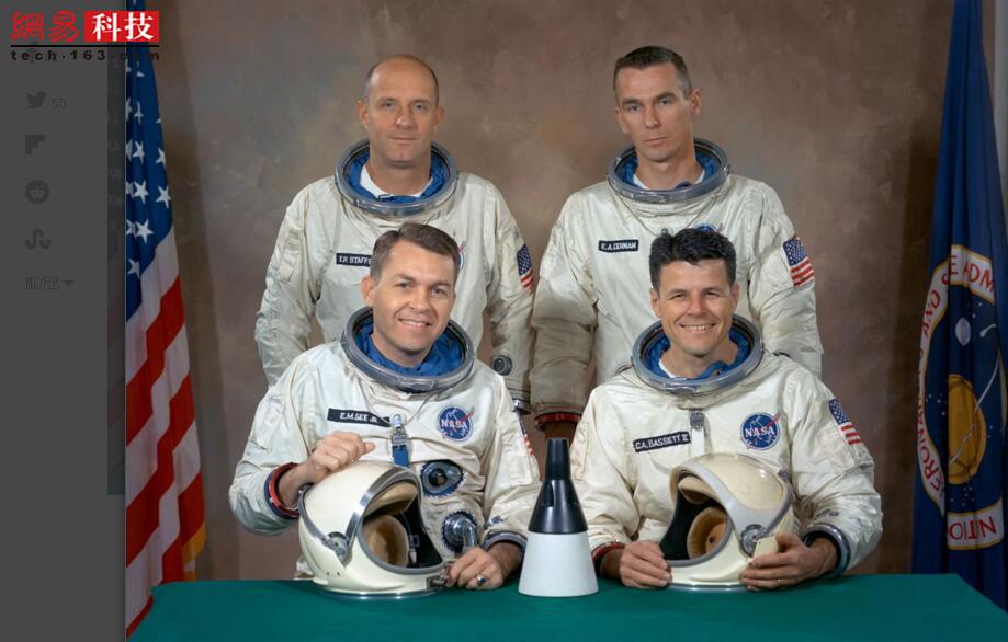双子星9A号计划:NASA失败了的一次对接任务