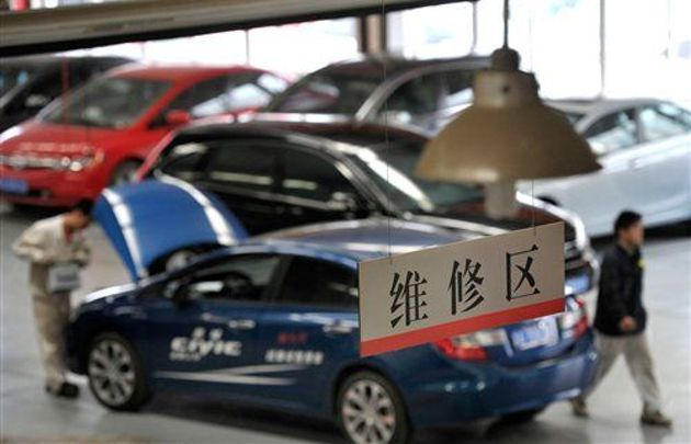 上半年汽车召回盘点:四成高档车存隐患