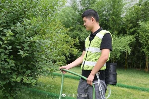 """源自中国航天技术 可以穿的""""空调""""来了!"""