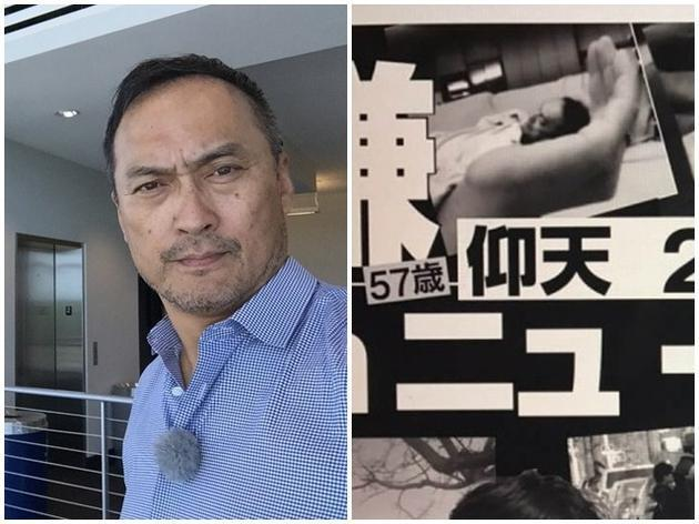 日本影帝公开承认出轨 神隐4月后向患癌妻子道歉