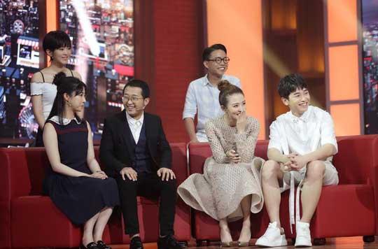 《国片大首映》陈奕迅能量满格彭昱畅哭化众人