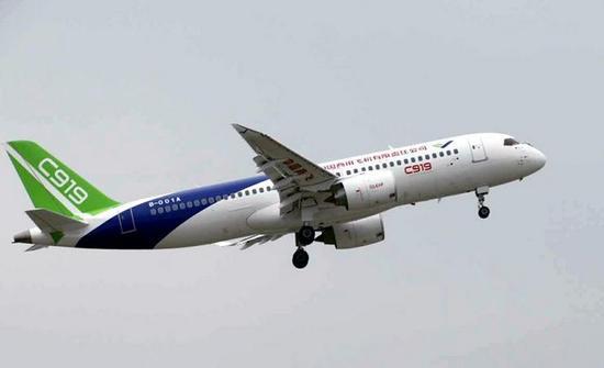美媒:中俄加客机挑战空客波音垄断 中国威胁最大