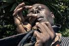 非洲成人礼:林中过一月