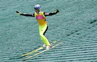 2017FIS高台滑雪夏季大奖赛波兰站集锦
