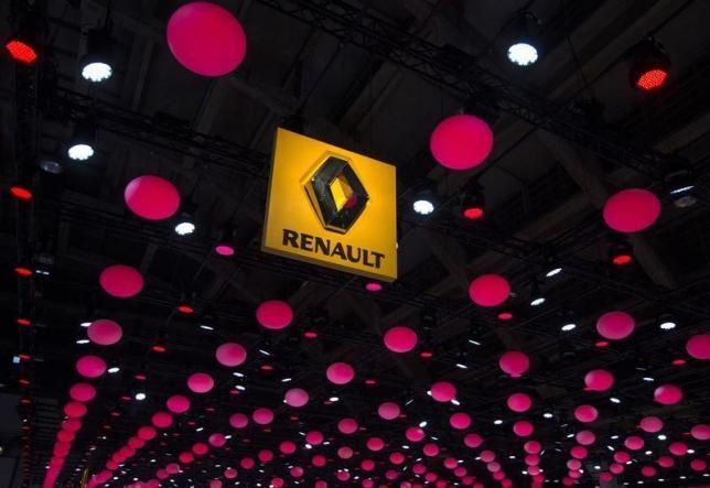 雷诺上半年全球销量增长10.4% 创同期新高