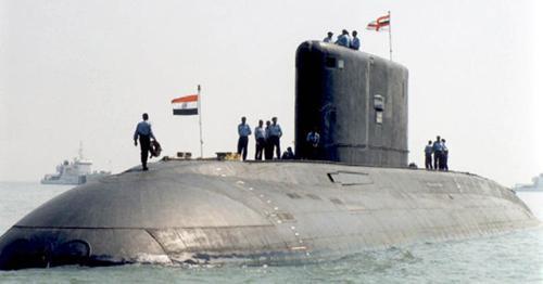 俄媒:俄军火出口大单不断 或再向印提供核潜艇