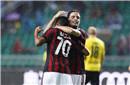 国际冠军杯-奥巴梅扬两破旧主 米兰1-3不敌多特