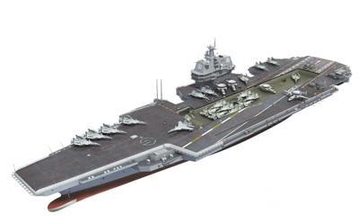 中国002型航母将配置4部蒸汽弹射器?专家解读