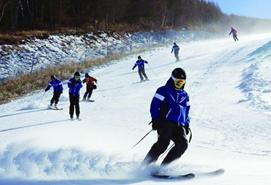 教你认滑雪道的标志术语