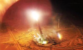 美澳成功测试高超音速武器 速度高达8马赫