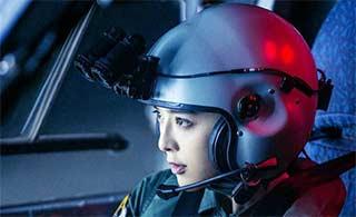 电影展示空军战士铁血雄风