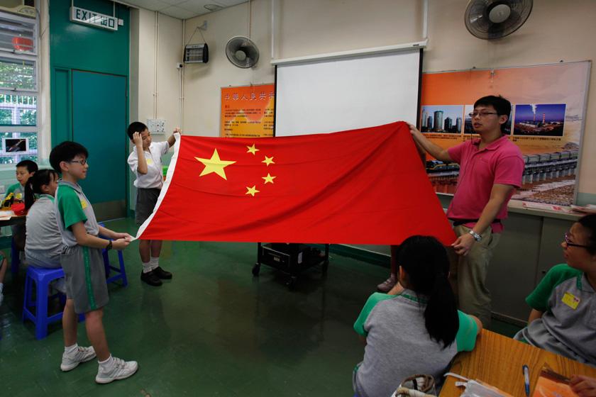 港媒:超6成香港市民支持将中国历史列为初中必修科目